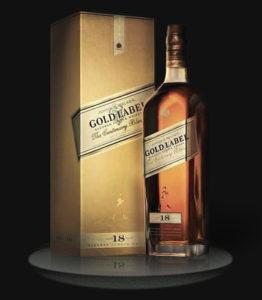 Johnnie Walker Gold Label 1
