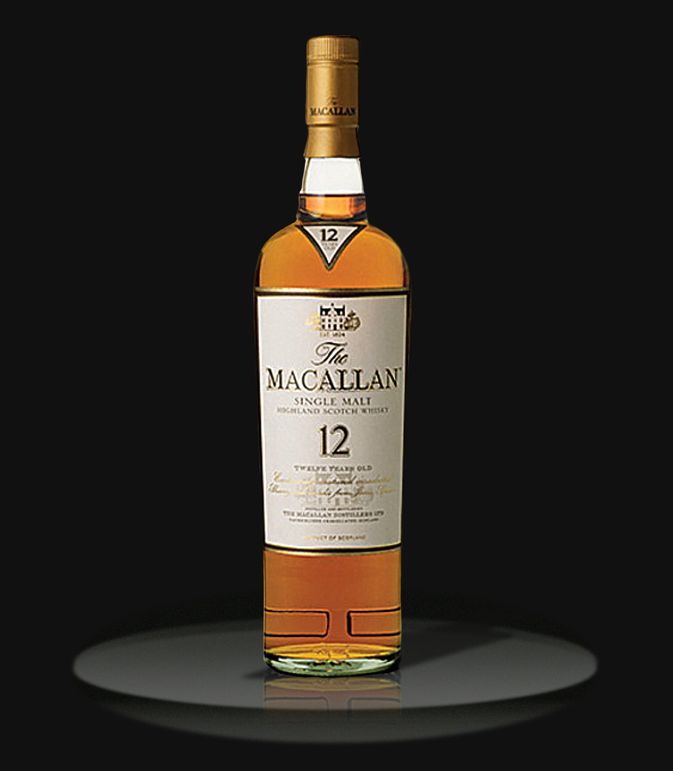 Macallan 1992 Elegancia - Liquid Gold Whisky Co.