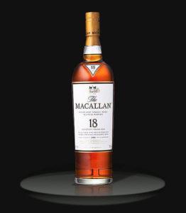 Macallan 18 Years