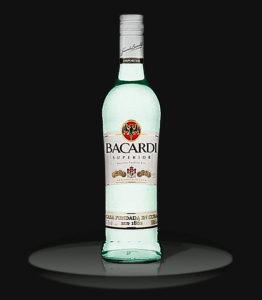 bacardi light
